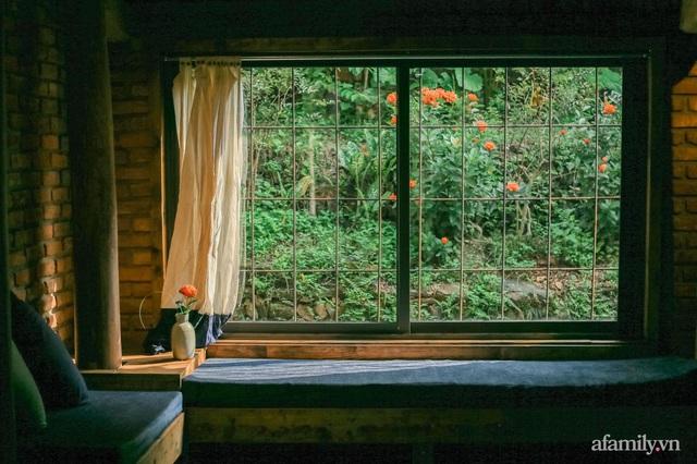 Cuộc sống yên bình trong ngôi nhà nhỏ và khu vườn xanh mát bóng cây ở ngoại thành Hà Nội - Ảnh 20.