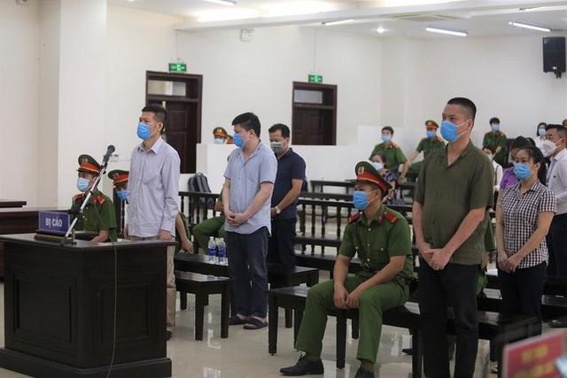 CDC 30 tỉnh, thành xin giảm nhẹ hình phạt cho ông Nguyễn Nhật Cảm và cấp dưới  - Ảnh 3.