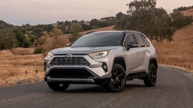 Top 10 mẫu SUV hybrid năm 2021 - Ảnh 4.