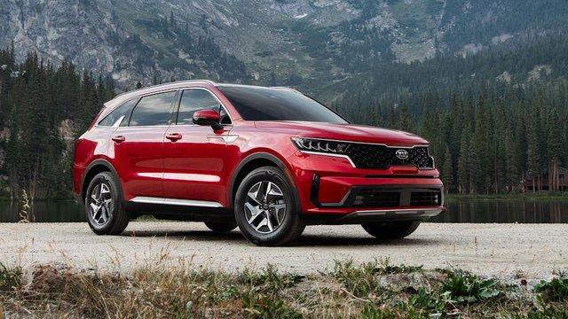 Top 10 mẫu SUV hybrid năm 2021 - Ảnh 5.