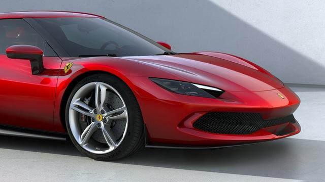 Ferrari tung siêu xe 296 GTB 2022: Động cơ V6 hybrid mạnh 819 mã lực, giá 321.000 USD - Ảnh 8.