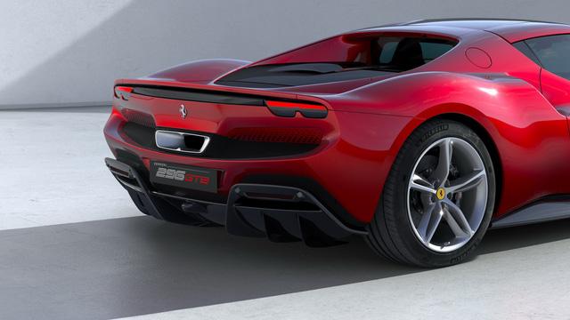 Ferrari tung siêu xe 296 GTB 2022: Động cơ V6 hybrid mạnh 819 mã lực, giá 321.000 USD - Ảnh 7.