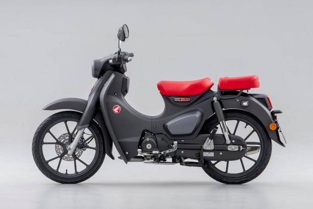 Huyền thoại Honda Super Cub 125 có bản nâng cấp, giá tương đương 77,5 triệu đồng - Ảnh 1.