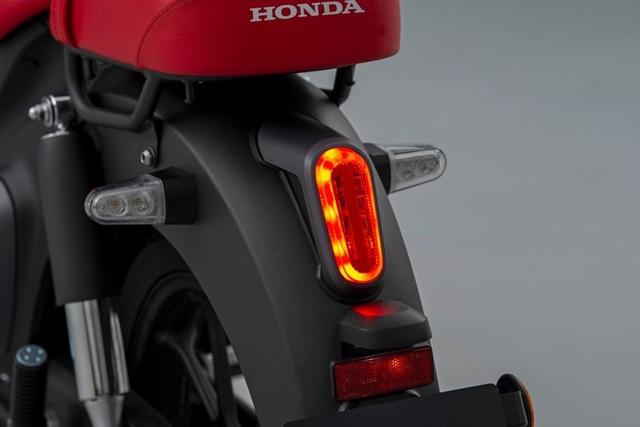 Huyền thoại Honda Super Cub 125 có bản nâng cấp, giá tương đương 77,5 triệu đồng - Ảnh 6.