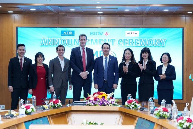 Tạp chí GBAF vinh danh BIDV  là Ngân hàng SME tốt nhất Đông Nam Á - Ảnh 1.