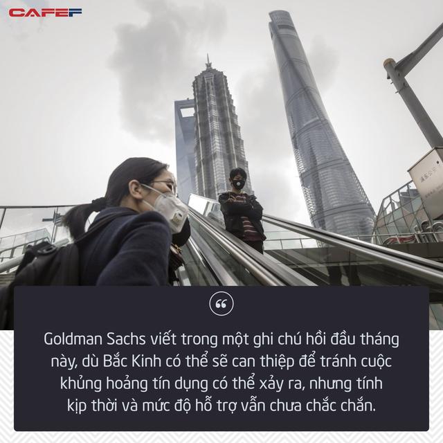 Bị chính phủ bỏ mặc, rủi ro vỡ nợ trở thành nỗi ám ảnh kinh hoàng cho những doanh nghiệp quá lớn để sụp đổ của Trung Quốc - Ảnh 2.