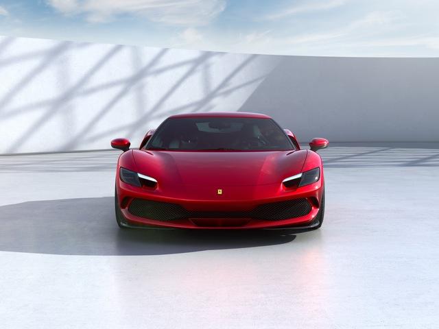 Ferrari tung siêu xe 296 GTB 2022: Động cơ V6 hybrid mạnh 819 mã lực, giá 321.000 USD - Ảnh 3.