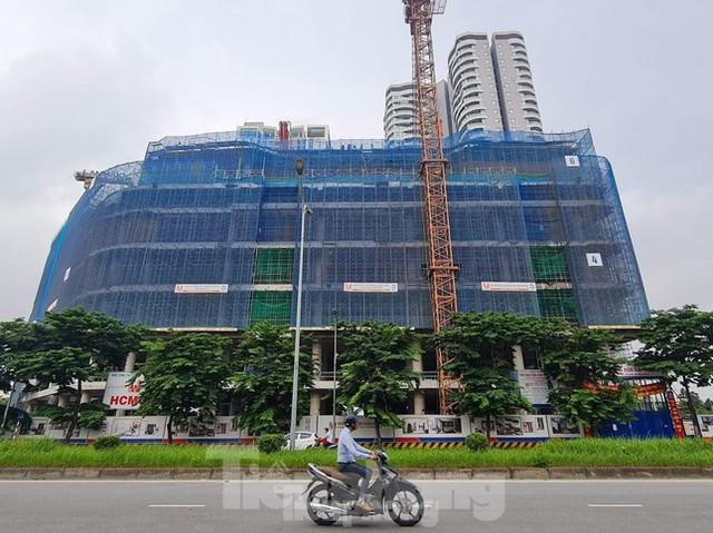Bộ Xây dựng: Có sự lệch pha cung cầu về nhà ở thương mại - Ảnh 1.