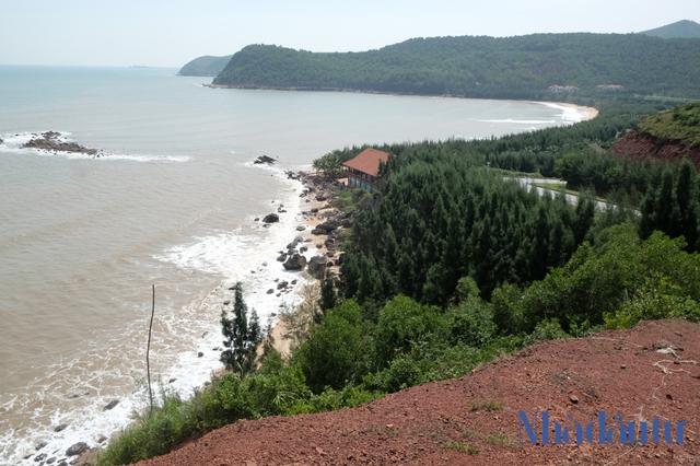 Dự án Meyresort Bãi Lữ bị rao bán, Sở Xây dựng Nghệ An ra văn bản tuýt còi - Ảnh 2.