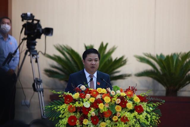 Đà Nẵng bầu Chủ tịch HĐND, Chủ tịch UBND nhiệm kỳ mới - Ảnh 1.