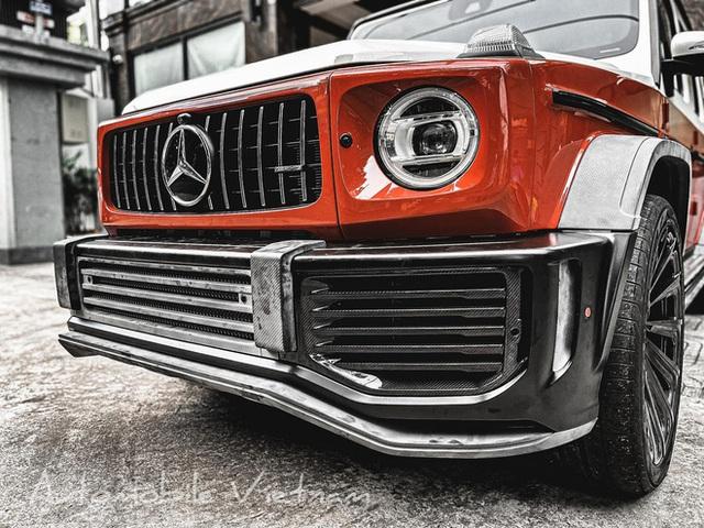 Đại gia Việt chi tiền tỷ độ Mercedes-AMG G 63 với gói độ hàng độc tại Việt Nam - Ảnh 2.