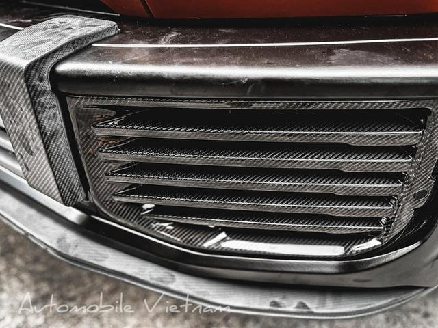 Đại gia Việt chi tiền tỷ độ Mercedes-AMG G 63 với gói độ hàng độc tại Việt Nam - Ảnh 3.
