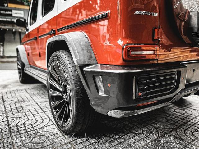 Đại gia Việt chi tiền tỷ độ Mercedes-AMG G 63 với gói độ hàng độc tại Việt Nam - Ảnh 4.