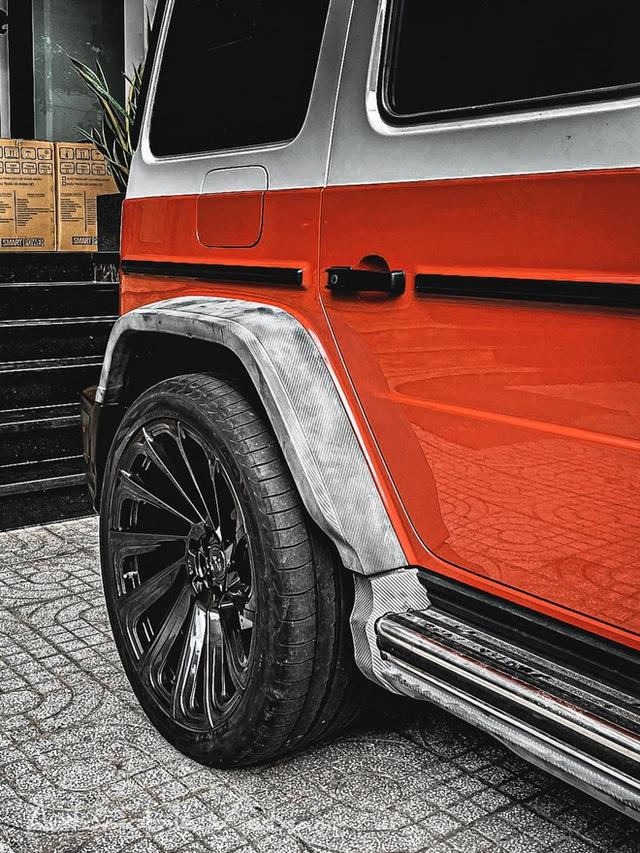 Đại gia Việt chi tiền tỷ độ Mercedes-AMG G 63 với gói độ hàng độc tại Việt Nam - Ảnh 5.