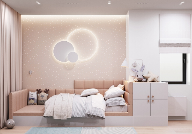 Kiến trúc sư tư vấn thiết kế nhà cấp 4 rộng 50m² cho 3 người, chi phí tiết kiệm chỉ 114 triệu đồng - Ảnh 9.