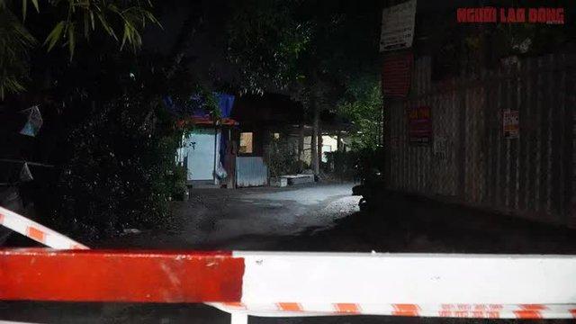 Hình ảnh nội bất xuất, ngoại bất nhập ở 6 địa điểm tại Hóc Môn đêm 25-6  - Ảnh 9.