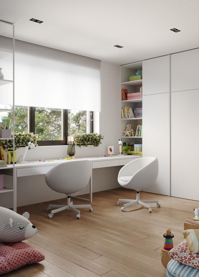 Kiến trúc sư tư vấn thiết kế nhà cấp 4 rộng 50m² cho 3 người, chi phí tiết kiệm chỉ 114 triệu đồng - Ảnh 10.