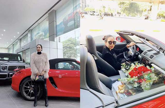 Sầm Huệ Minh - bóng hồng hiếm hoi trong giới buôn siêu xe: Từ không biết mở cửa xe thành bà chủ, coi mọi khách hàng là đại gia bất kể tiền ít hay nhiều - Ảnh 5.