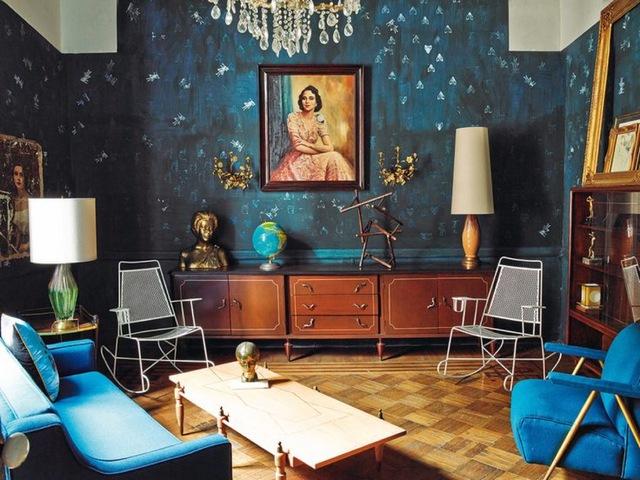 10 ý tưởng phòng khách hiện đại giữa thế kỷ 21, toàn là những xu hướng vượt thời gian nhìn là mê say - Ảnh 8.