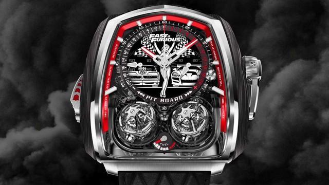 Cực phẩm Fast & Furious Twin Turbo ra mắt: Giá quy đổi từ 13,5 tỷ, sản xuất giới hạn 9 chiếc - Ảnh 1.