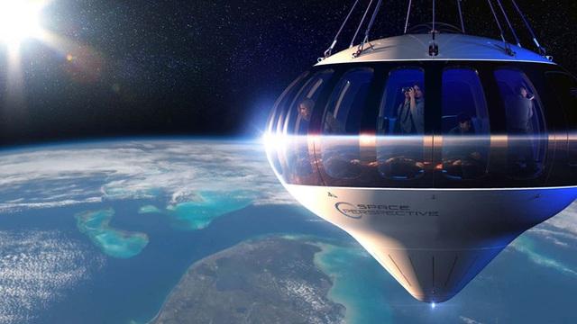 Chỉ với 3 tỷ đồng, bạn có thể làm một chuyến du lịch không gian bằng khinh khí cầu siêu sang - Ảnh 4.