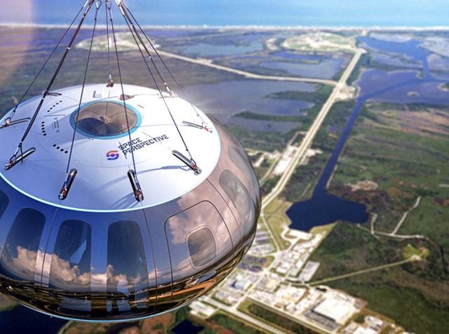 Chỉ với 3 tỷ đồng, bạn có thể làm một chuyến du lịch không gian bằng khinh khí cầu siêu sang - Ảnh 5.
