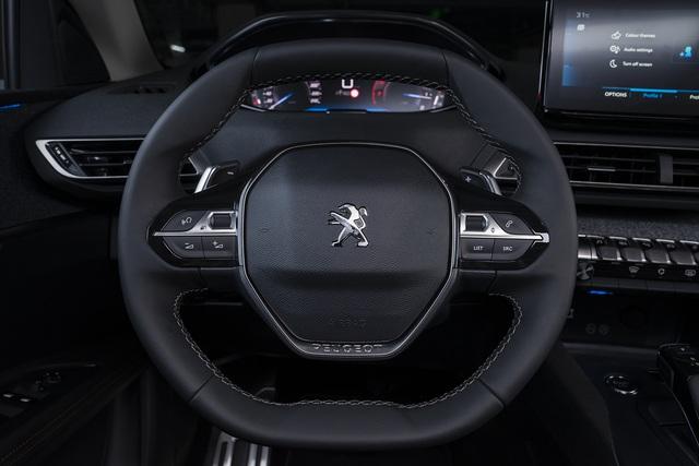 Peugeot 3008 thế hệ mới về Việt Nam: Giá từ 989 triệu đấu Mazda CX-5, Hyundai Tucson - Ảnh 7.