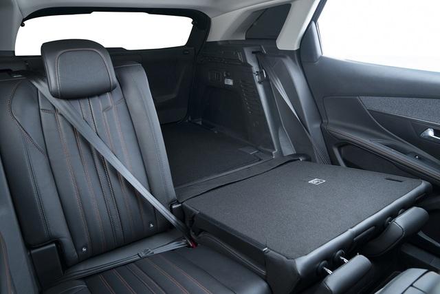 Peugeot 3008 thế hệ mới về Việt Nam: Giá từ 989 triệu đấu Mazda CX-5, Hyundai Tucson - Ảnh 11.