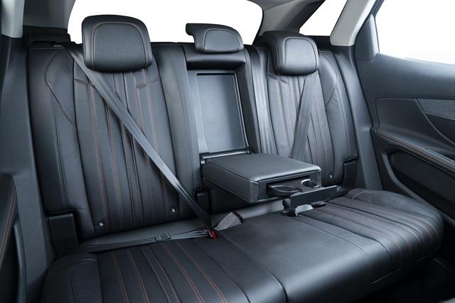 Peugeot 3008 thế hệ mới về Việt Nam: Giá từ 989 triệu đấu Mazda CX-5, Hyundai Tucson - Ảnh 10.