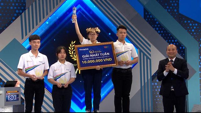 Nữ sinh Hà Nội cùng lúc xác lập 2 kỷ lục 21 năm tại Đường Lên Đỉnh Olympia: Thích soi chính tả, mê tham gia chương trình tới mức… mỗi tháng gửi 1 đơn đăng ký - Ảnh 2.