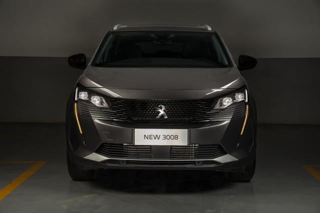 Peugeot 3008 thế hệ mới về Việt Nam: Giá từ 989 triệu đấu Mazda CX-5, Hyundai Tucson - Ảnh 3.