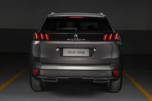Peugeot 3008 thế hệ mới về Việt Nam: Giá từ 989 triệu đấu Mazda CX-5, Hyundai Tucson - Ảnh 4.