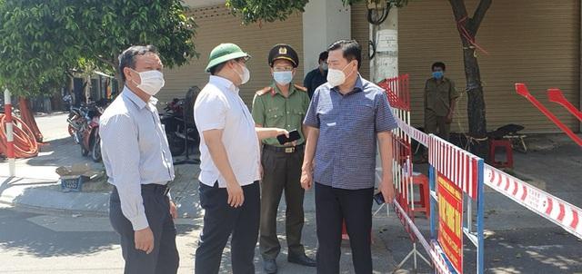 Phú Yên: Một người dương tính SARS-CoV-2 nghi đang bỏ trốn  - Ảnh 1.