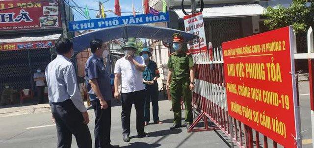Phú Yên: Một người dương tính SARS-CoV-2 nghi đang bỏ trốn  - Ảnh 2.