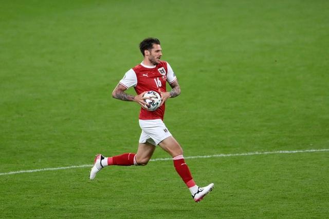 Thắng nghẹt thở Áo với tỷ số 2-1 ở hiệp phụ, Italia vào tứ kết Euro 2020 - Ảnh 13.