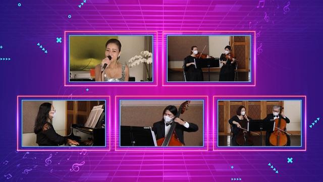 Trực tiếp đêm hòa nhạc giao hưởng quốc tế trực tuyến để quyên góp cho Quỹ Vắc-xin phòng chống COVID-19 - Ảnh 18.