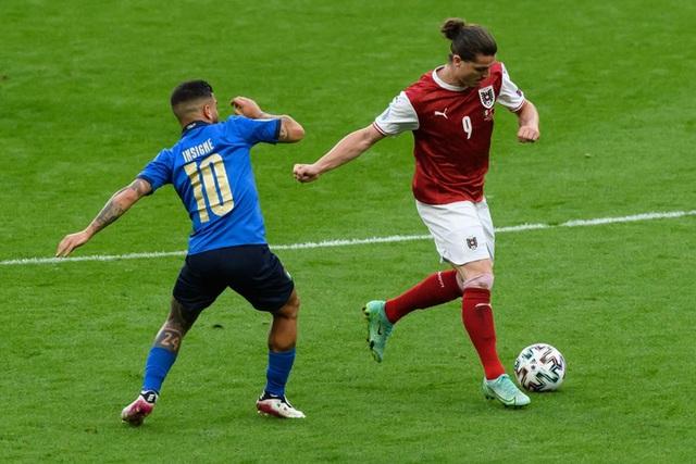 Thắng nghẹt thở Áo với tỷ số 2-1 ở hiệp phụ, Italia vào tứ kết Euro 2020 - Ảnh 7.