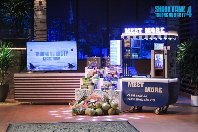 Gọi vốn 30 tỷ trên Shark Tank, founder Meet More bán nước trái cây cho người say cafe bỏ qua lời khuyên xin ý kiến vợ và cái kết - Ảnh 1.