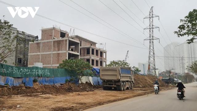 Đất nền khu vực lân cận Hà Nội giảm giá, thanh khoản kém.