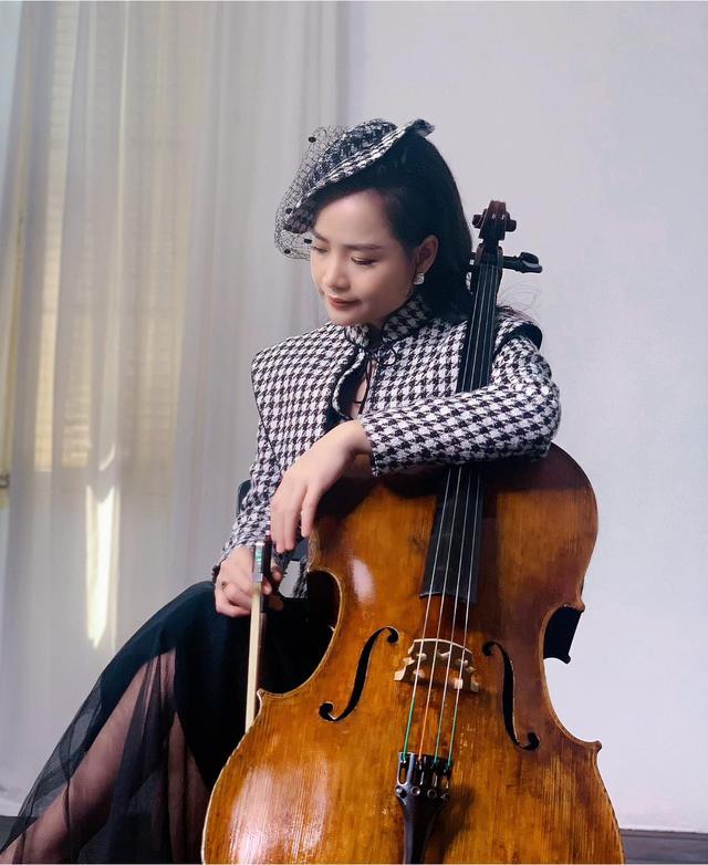 Nữ tiến sĩ Cello đầu tiên của Việt Nam được Shark Hưng chốt deal: Đi chung xe chở lợn gà ra Hà Nội học nhạc, làm MV tiền tỷ dù chỉ có... 4 triệu VNĐ trong tay - Ảnh 4.