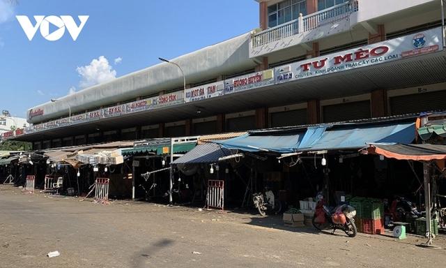 Chợ đầu mối Hóc Môn tạm dừng hoạt động, Đồng Nai khó tiêu thụ heo - Ảnh 2.