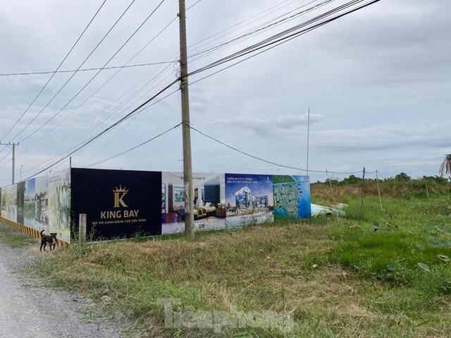 Đồng Nai tổ chức kiểm tra các nội dung chủ đầu tự dự án King Bay bị tố cáo lừa đảo - Ảnh 2.