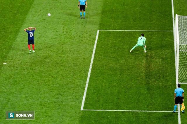 Pháp thất bại là bởi Mbappe học đòi tật xấu của Ronaldo? - Ảnh 1.
