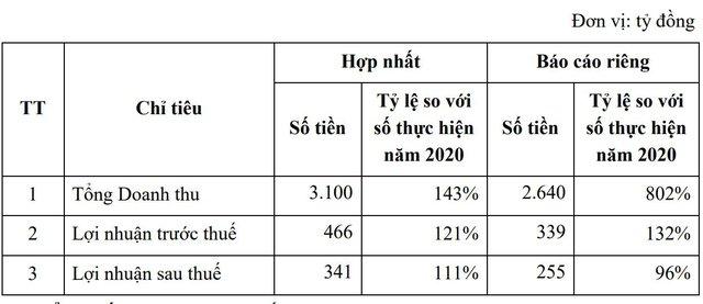 ĐHĐCĐ Văn Phú Invest: Tập trung bàn giao hơn 1.300 căn hộ vào quý 4/2021, đặt kế hoạch tăng trưởng doanh thu 43% - Ảnh 1.