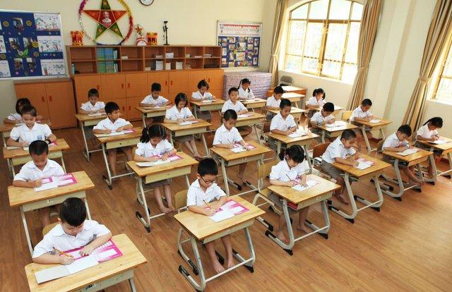 Vì sao tỷ lệ chọi vào tiểu học Nguyễn Siêu luôn ở mức cao?  - Ảnh 1.