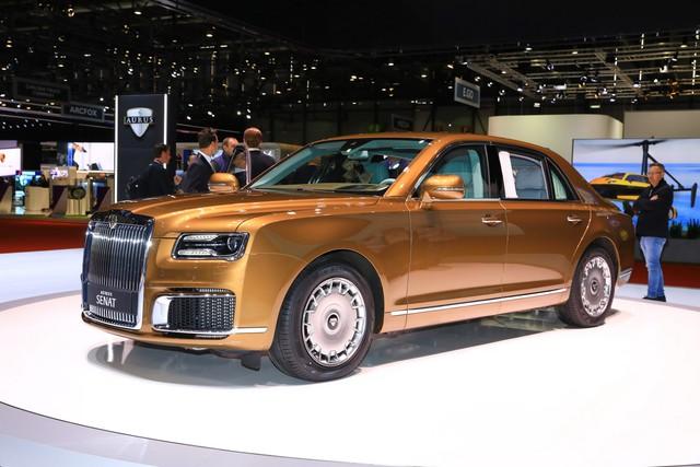 Rolls-Royce của nước Nga bắt đầu sản xuất đại trà - xe phục vụ Tổng thống Putin được bình dân hoá - Ảnh 2.