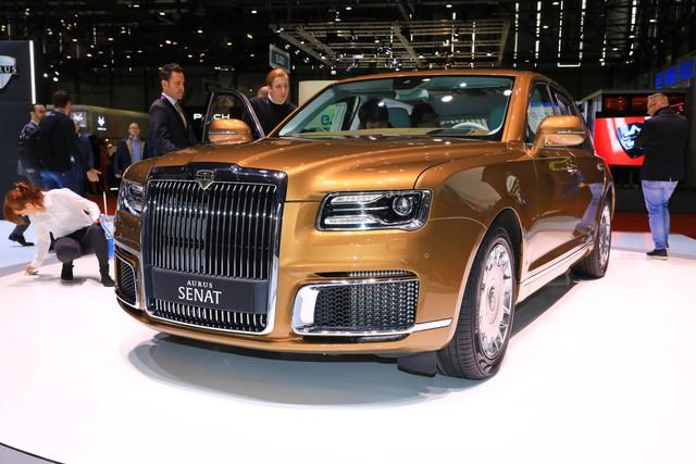 Rolls-Royce của nước Nga bắt đầu sản xuất đại trà - xe phục vụ Tổng thống Putin được bình dân hoá - Ảnh 1.