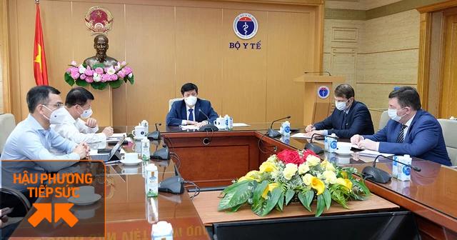 Việt Nam đàm phán mua 20 triệu liều vắc xin Sputnik V phòng COVID-19 trong năm 2021 - Ảnh 1.