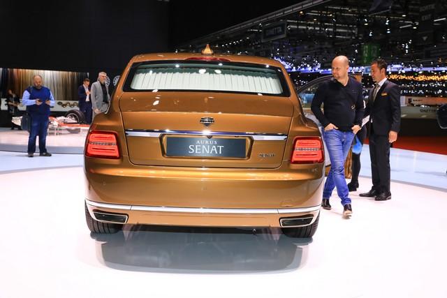 Rolls-Royce của nước Nga bắt đầu sản xuất đại trà - xe phục vụ Tổng thống Putin được bình dân hoá - Ảnh 5.