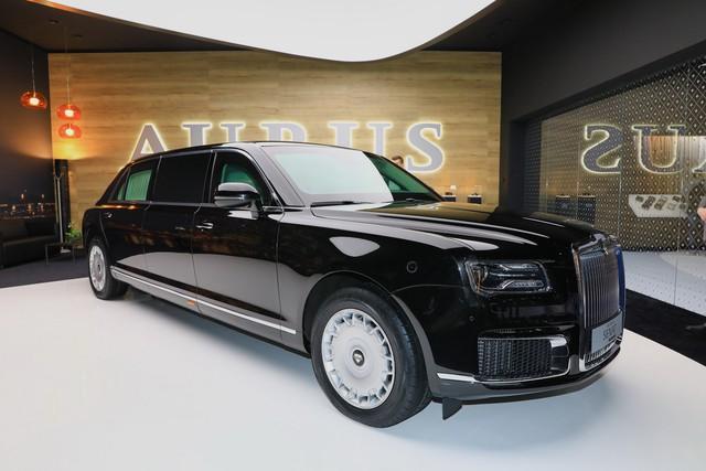 Rolls-Royce của nước Nga bắt đầu sản xuất đại trà - xe phục vụ Tổng thống Putin được bình dân hoá - Ảnh 13.